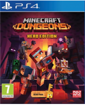 Minecraft Dungeons (Hero Edition) (PS4)