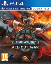 Honor and Duty - D-Day (All Out War Edition) VR (PS4)