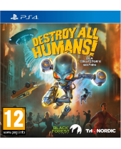 Destroy All Humans! (DNA Collectors Edition) (PS4)