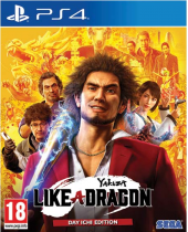 Yakuza - Like a Dragon (Day Ichi Edition) (PS4)