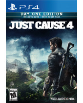 Just Cause 4 (Day One Edition) (PS4)
