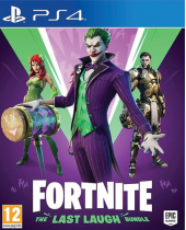 Fortnite (The Last Laugh Bundle) (PS4)