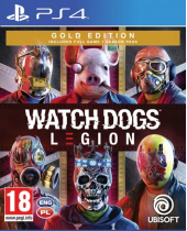 Watch Dogs Legion (Gold Edition) (PS4)