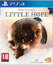 Dark Pictures Anthology - Little Hope (PS4)