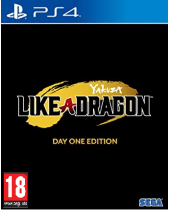 Yakuza - Like a Dragon (Day One Edition) (PS4)