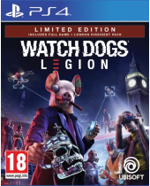 Watch Dogs Legion (Limited Edition) (PS4)