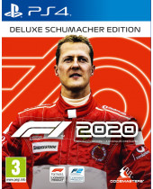 Formula 1 2020 (Deluxe Schumacher Edition) (PS4)