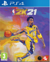 NBA 2K21 (Mamba Forever Edition) (PS4)