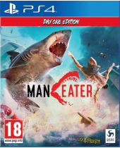 Maneater (D1 Edition) (PS4)