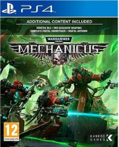 Warhammer 40.000 - Mechanicus (PS4)