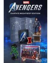 Marvel Avengers CZ (Earths Mightiest Edition) (PS4)