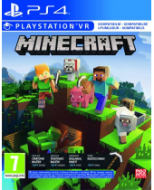 Minecraft (Starter Collection) VR (PS4)