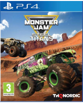Monster Jam - Steel Titans (PS4)