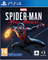 Marvels Spider-Man - Miles Morales (PS4)