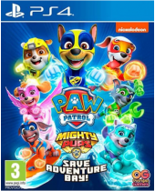 Paw Patrol - Mighty Pups Save Adventure Bay (PS4)