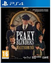 Peaky Blinders - Mastermind (PS4)