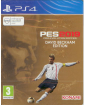 Pro Evolution Soccer 2019 (David Beckham Edition) (PS4)