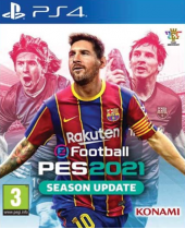 Pro Evolution Soccer 2021 (Season Update) (PS4)