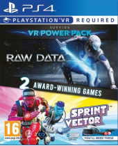 Raw Data and Sprint Vector (Survios VR Power Pack) (PS4)