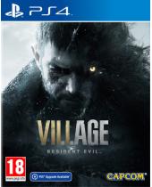 Resident Evil 8 - Village (PS4)