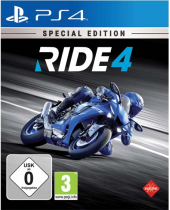 Ride 4 (Special Edition) (PS4)