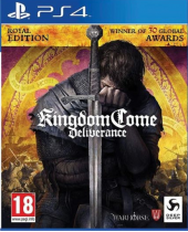 Kingdom Come - Deliverance CZ (Royal Edition) (PS4)