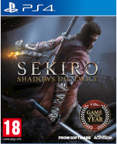 SEKIRO - Shadows Die Twice GOTY (PS4)