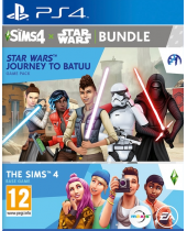 The Sims 4 + Star Wars - Journey to Batuu (PS4)