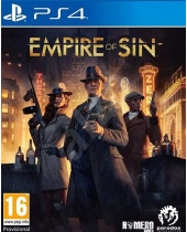 Empire of Sin (Day One Edition) (PS4)
