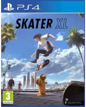 Skater XL - The Ultimate Skateboarding Game (PS4)
