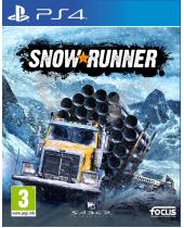 SnowRunner CZ (PS4)