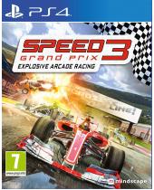 Speed 3 - Grand Prix (PS4)