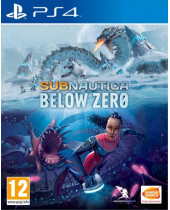 Subnautica - Below Zero (PS4)