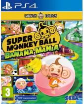 Super Monkey Ball - Banana Mania (Launch Edition) (PS4)