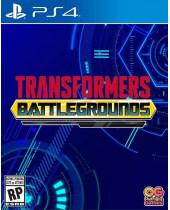 Transformers - Battlegrounds (PS4)