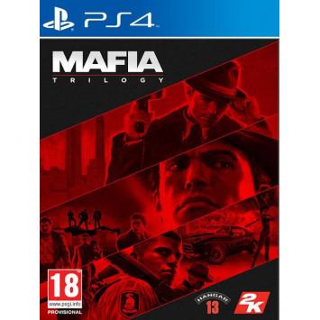 Mafia Trilogy CZ (PS4)