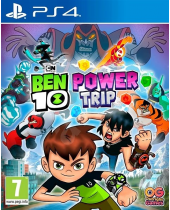 Ben 10 - Power Trip (PS4)