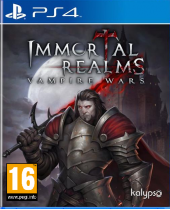 Immortal Realms - Vampire Wars (PS4)