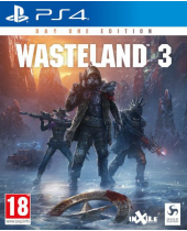 Wasteland 3 (Day One Edition) (PS4)