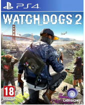 Watch Dogs 2 UK (PS4)
