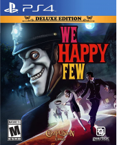 We Happy Few (Deluxe Edition) US (PS4)
