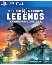 World of Warships - Legends (Firepower Deluxe Edition) (PS4)