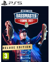 Bassmaster Fishing 2022 (Deluxe Edition) (PS5)