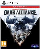Dungeons and Dragons - Dark Alliance (Day One Edition) (PS5)