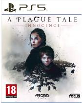 Plague Tale - Innocence CZ (PS5)