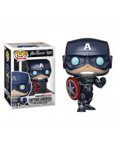 Pop! Games - Marvel Avengers - Captain America