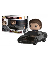 Pop! Rides - Knight Rider - KITT and Michael Knight Super Sized 15 cm