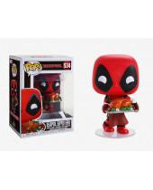 Pop! Marvel - Deadpool (Holiday)