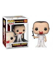 Pop! Movies - Silence of the Lambs - Hannibal