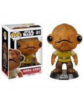 Pop! Star Wars - Admiral Ackbar